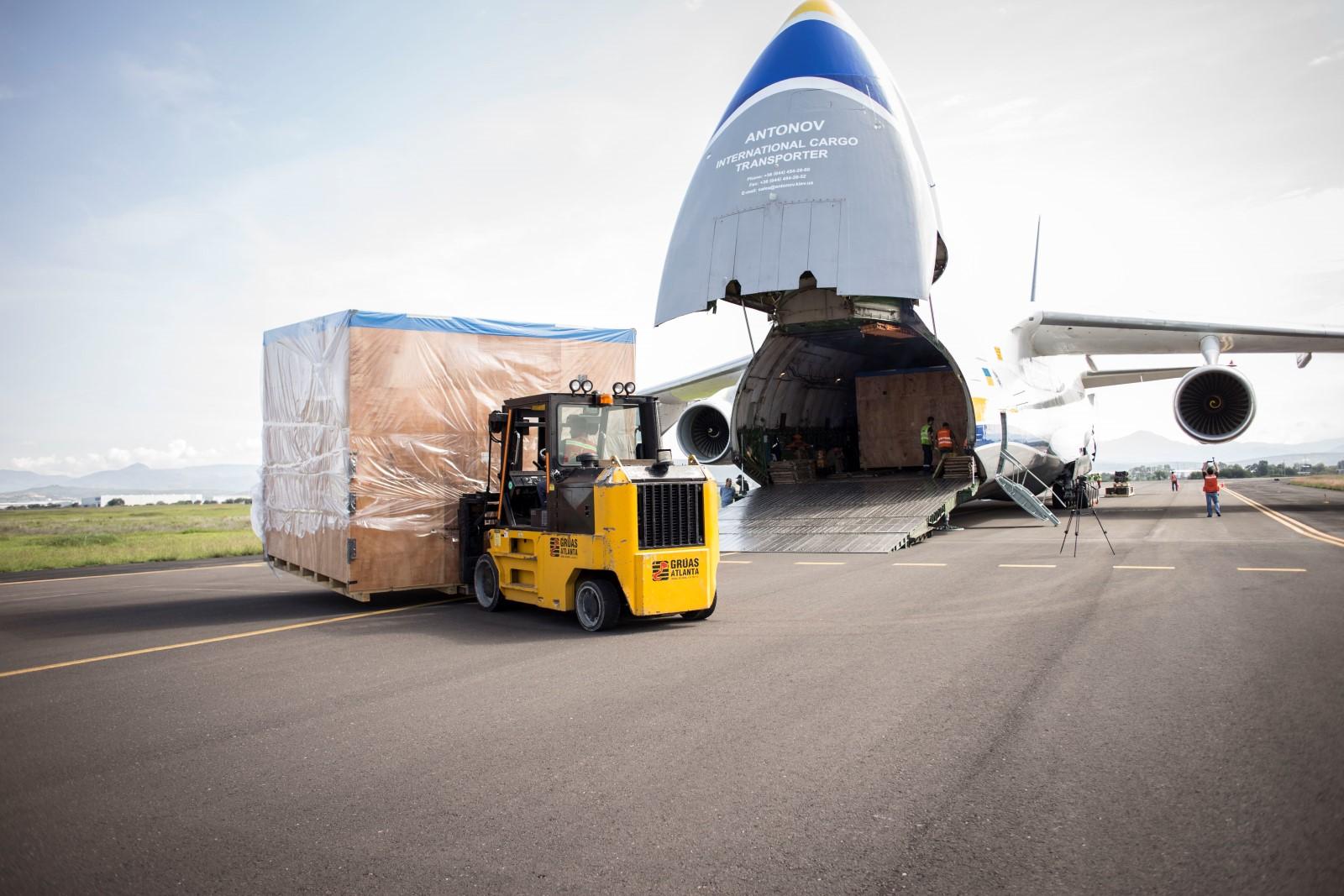 Air Transport | Schryver